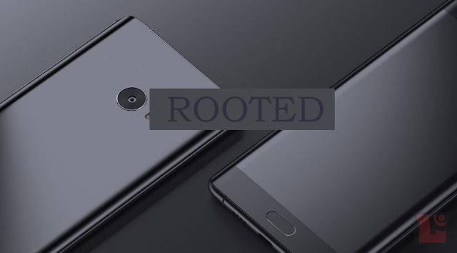 Cara Root Xiaomi Mi Note 2 Tanpa Pc 5