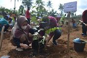 Kurang Produktif, Tanah Bengkok Desa Kasih Ditanami Jambu Merah