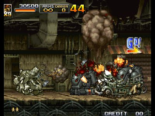 Metal Slug 5 Games For PC Full Version