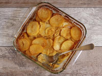 Zippy Mustardy Potatoes
