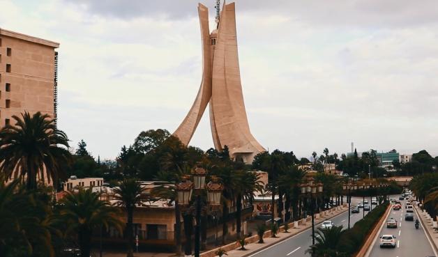مقام الشهيد, الجزائر