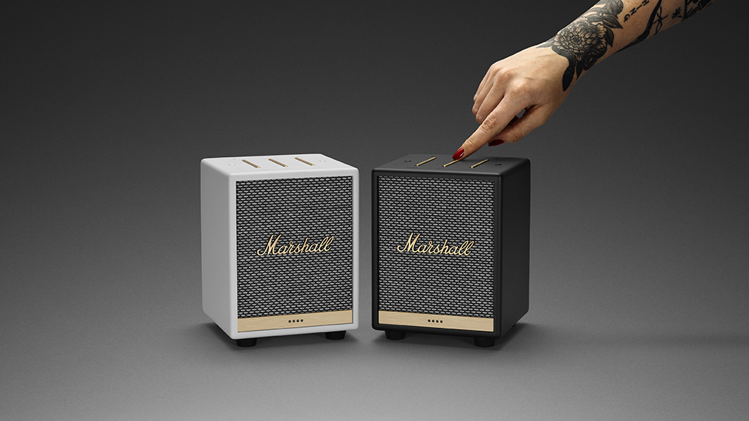 Marshall Uxbridge Voice, l'ampli con Alexa integrato | Video