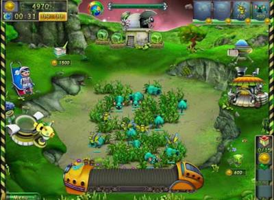 外星農場(Terrafarmers),題材特殊的好玩農牧經營!