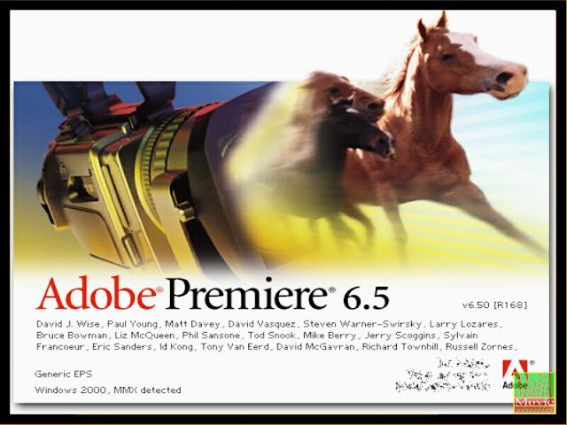Adobe premier 6.5 free download +crack
