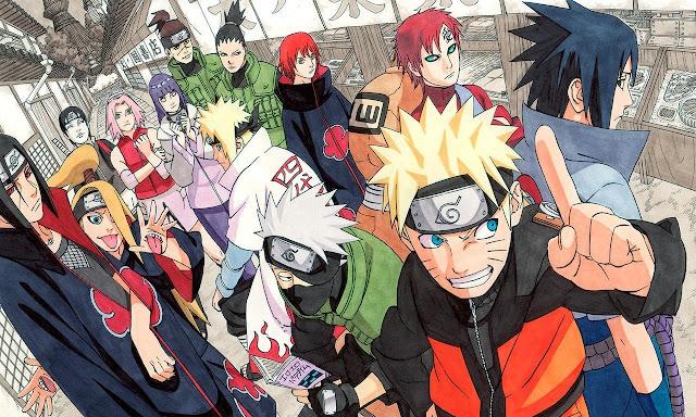 Daftar Naruto Shippuden Lengkap!