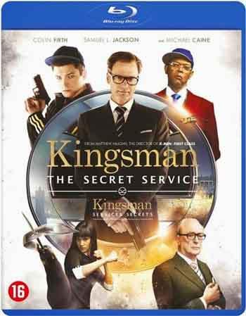 Kingsman The Secret Service 2014 480p 400MB BRRip Dual Audio