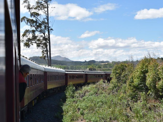 Elgin Steam train - Top South African attraction for 2020