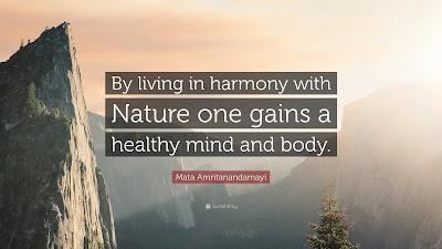 Nature Mind Quotes