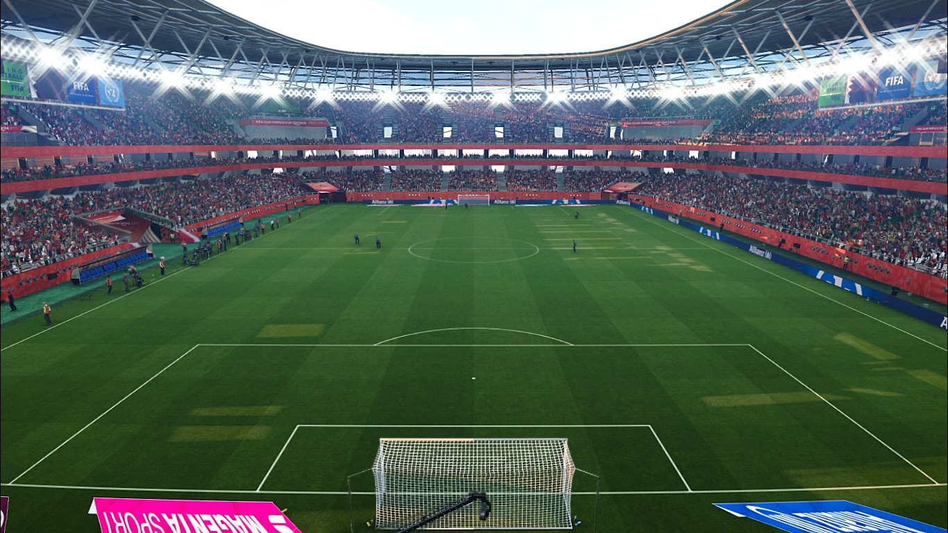PES 2021 FIFA World Cup Stadiums