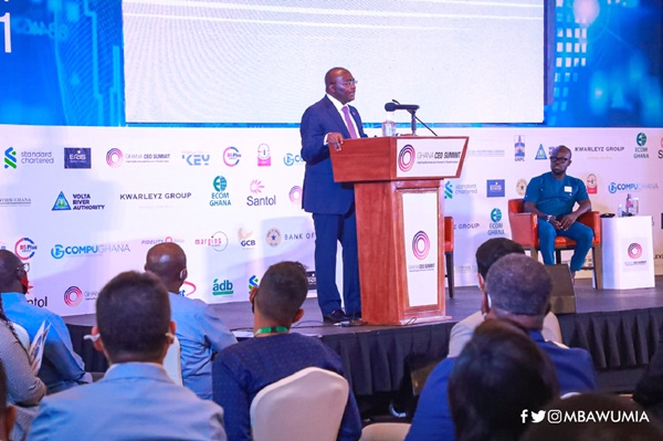 Embrace Digitization To Speed Up Post-Covid Recovery – VP Bawumia To Business