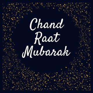 Chand Raat Mubarak DP / Status of Social Media Collection 2020