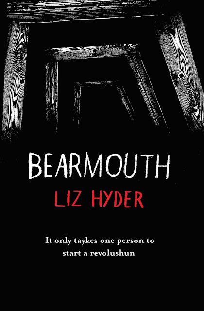 Mr Ripleys Enchanted Books: Liz Hyder - Bearmouth - Book