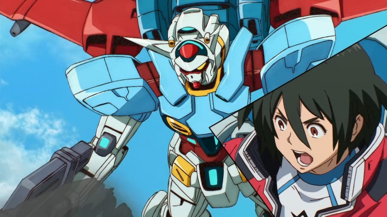 Gundam G Reconguista Episode 09 Subtitle Indonesia