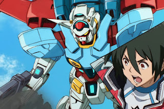 Gundam G Reconguista Episode 09 Subtitle Indonesia