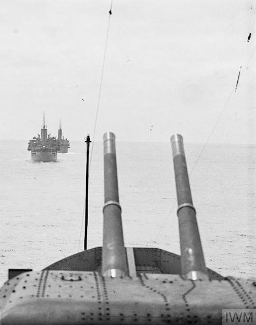 HMS Adamant in the Atlantic, 31 March 1942 worldwartwo.filminspector.com