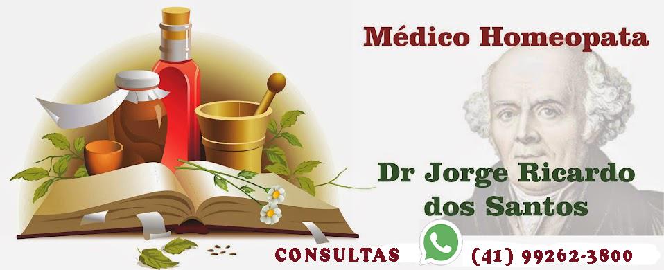 Dr .Jorge Ricardo dos Santos - Médico Homeopata