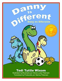 Danny is Different by Tedi Wixom