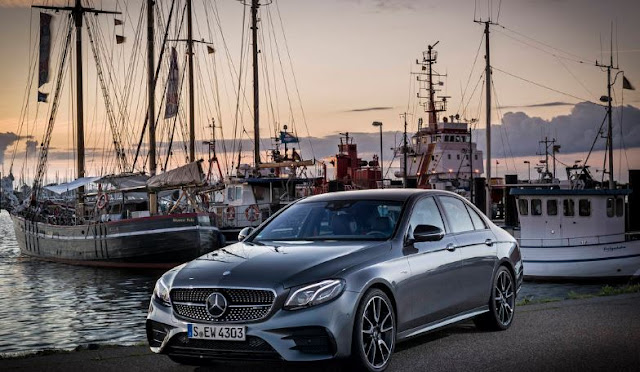 2017 Mercedes-Benz E400 Wagon review,A balance of composure and performance