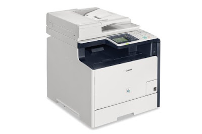 as well as secure impress functions correct from the command panel alongside the Simple Solution Keys Canon imageCLASS MF8580Cdw Driver Downloads