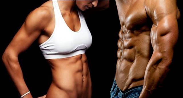 Formas con esfuerzo para mejorar el aspecto y definición del abdomen