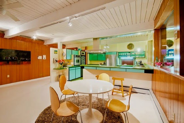 Awesome Mid-Century Kitchen Designs