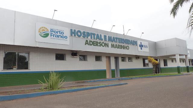 Somente no mês de setembro, o hospital de Porto Franco realizou mais de 4 mil atendimentos em urgência e emergência!!!