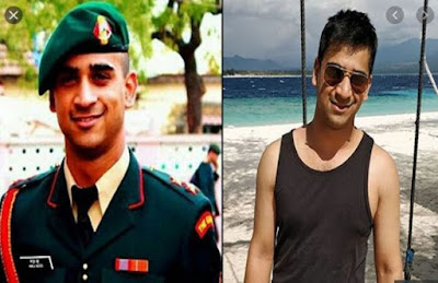 Major Anuj Sood's Wife, Wiki, Bio, Age, Sister, Education, Home town
