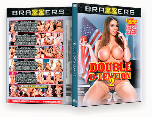 CAPA DVD – Double D-Tention 2 xxx 2018 – ISO