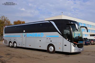 Setra S517 HDH, Sindbad Opole