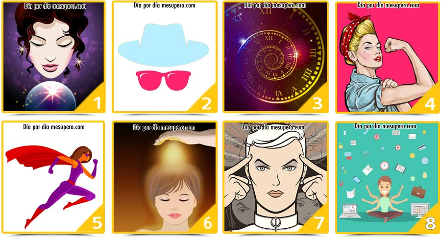 El test de los superpoderes, revela rasgos ocultos de tu personalidad