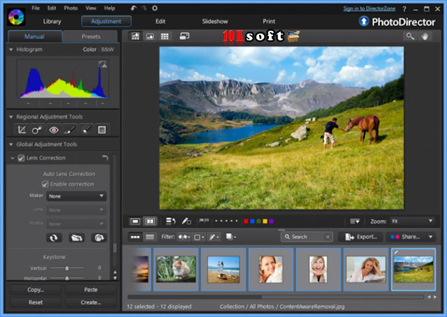 CyberLink PhotoDirector Offline installer offline setup
