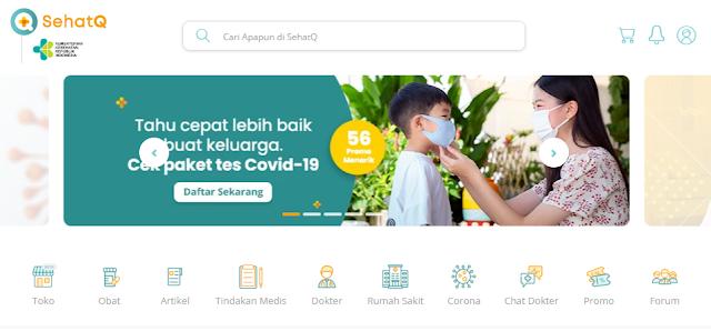 Jaga Kesehatan Keluarga Pakai Aja SehatQ.com