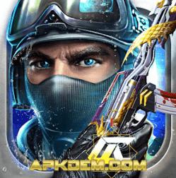 Crisis Action-FPS eSports MOD APK Bio Avenger 2019