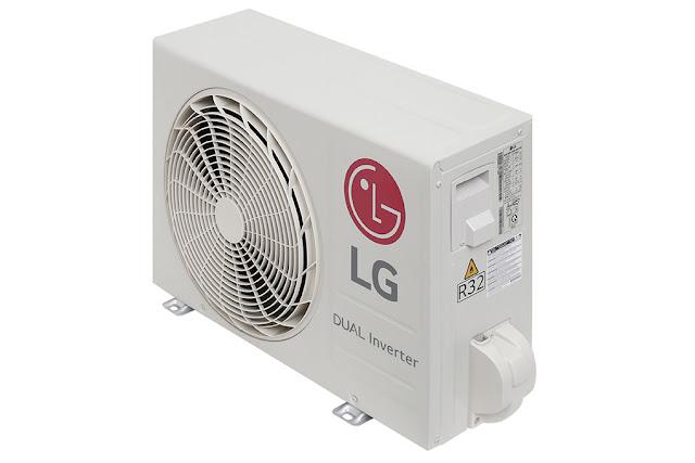 Điều hòa hai chiều LG Inverter B18END