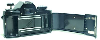 Nikon EM Black Body #323