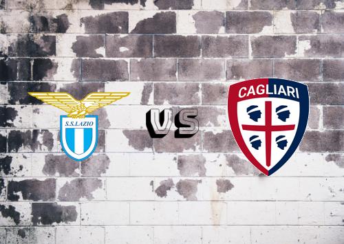 Lazio vs Cagliari  Resumen