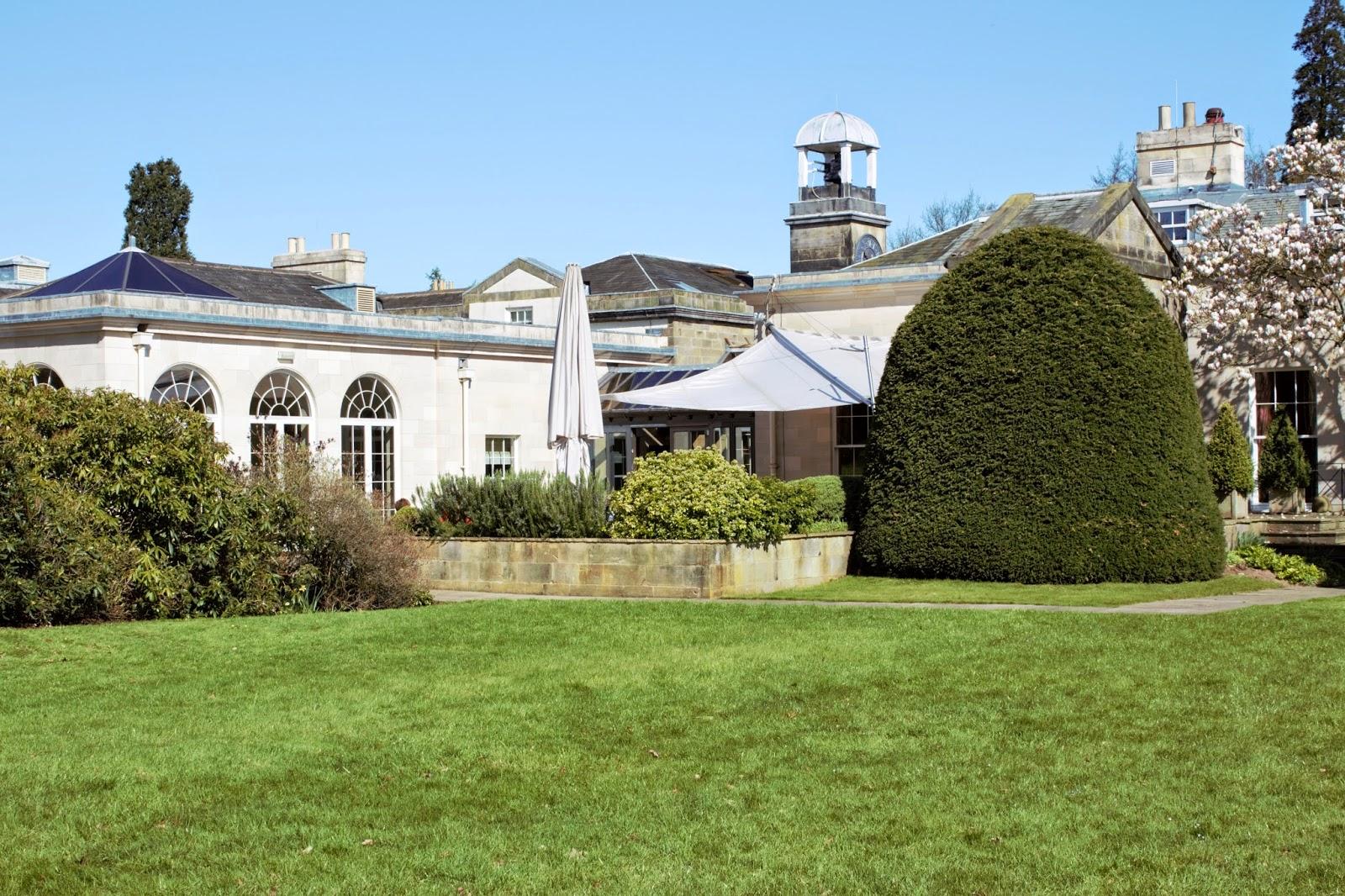Exterior, Rudding Park Hotel, Harrogate