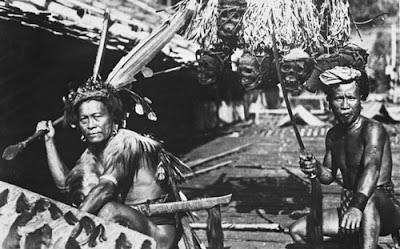 Suku Dayak Ngayau, Suku Primitif di Indonesia yang Terancam Punah