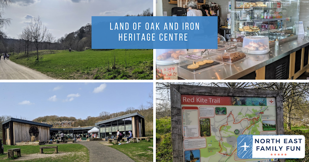 Land of Oak and Iron Heritage Centre