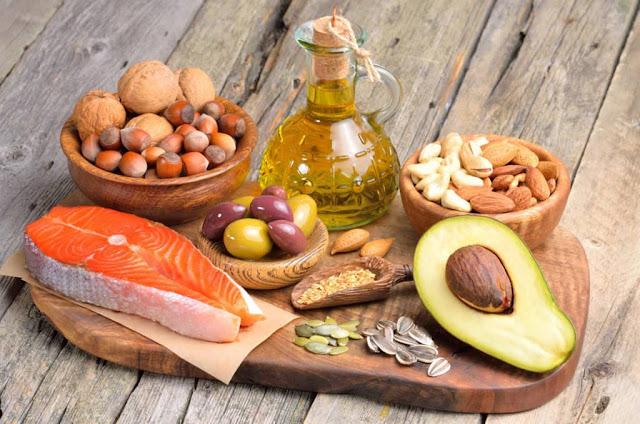 Nhóm thực phẩm chứa chất béo có lợi