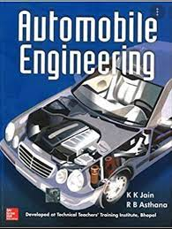 [PDF] Automobile Engineering By K. K. Jain & R. B. Asthana