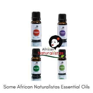 African Naturalistas Essential Oils