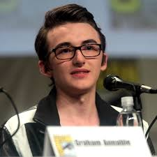 What is the height of Isaac Hempstead Wright?