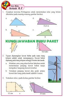 Kunci Jawaban Buku Paket Matematika Halaman 11 Kelas 8 Semester 2 Kurikulum 2013