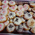 Nak Buat Bomboloni tapi jadi Donut Warna Warni