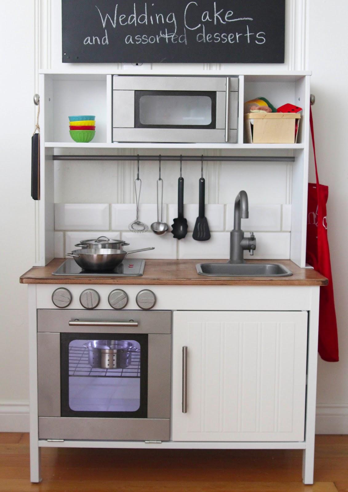 sandpaper and silly putty: kiddo kitchen remodel