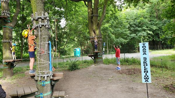 Park Linowy Katowice Muchowiec