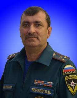 (ФОТО)Виктор Теряев назначен новым начальником свердловского главка МЧС