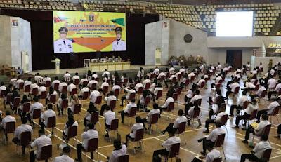 Gubernur Lampung Buka Uji Kompetensi Kepala Sekolah
