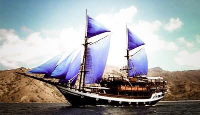 perahu,pinisi,tradisional,sulawesi,selatan